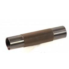 Саундмодератор с перегородками для МР-654 с резьбой для крепления на гладкий ствол