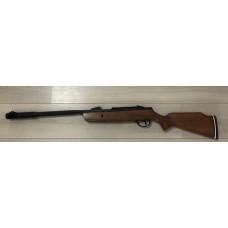 Пневматическая винтовка   ALPHA WOOD (переломка, деревянный приклад) кал. 4, 5мм, до 3 Дж. ,  Sniper mod